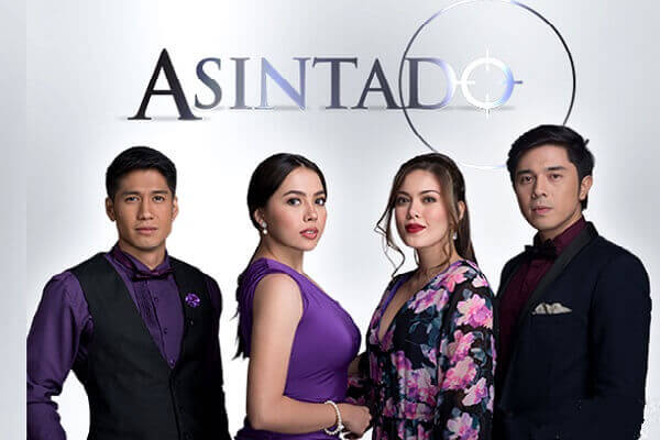 Pinoy Channel ABS-CBN Asintado Cast 2018