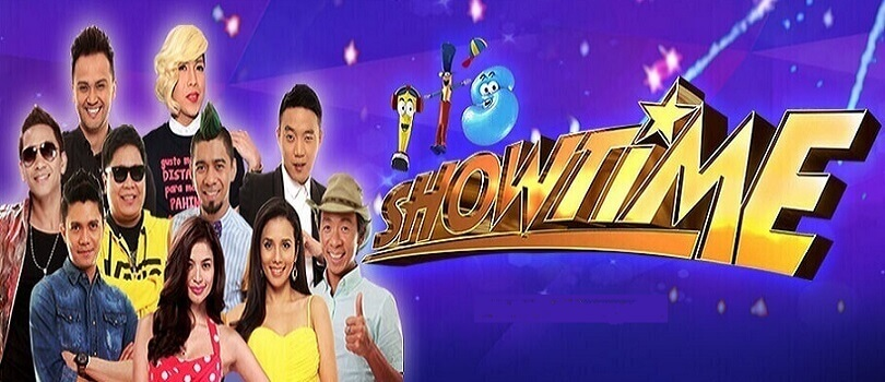 It's ShowTime March 30, 2018 [Good Friday]