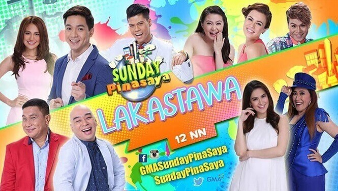 Sunday Pinasaya November 3, 2019 Pinoy TV