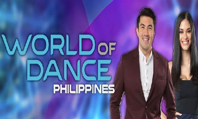 World of Dance April 6, 2019 Pinoy TV