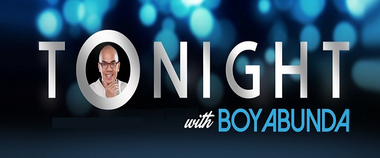 Tonight With Boy Abunda September 12, 2019 Pinoy Tambayan