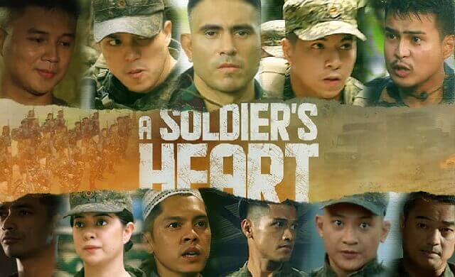 A Soldier's Heart August 25, 2020 Pinoy Channel