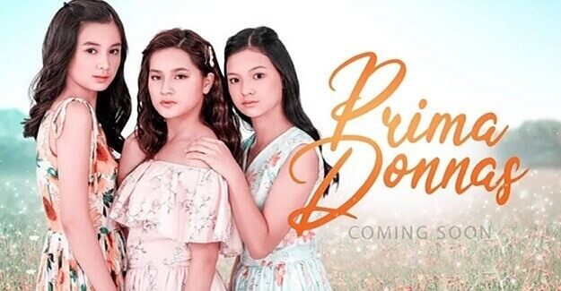 Prima Donnas August 25, 2020 Pinoy Channel
