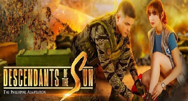 Descendants of the Sun March 16, 2020 Pinoy TV