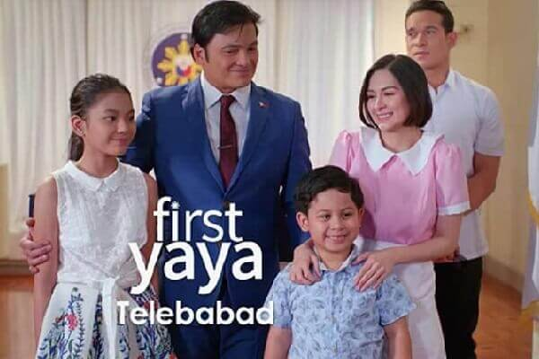 First Yaya April 12, 2021 Pinoy Channel